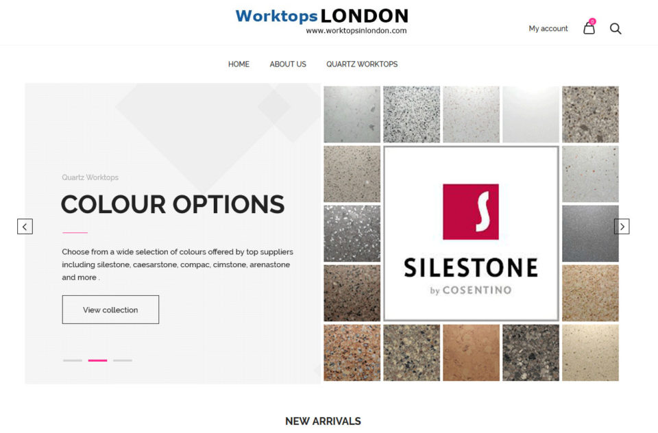 Worktops in London